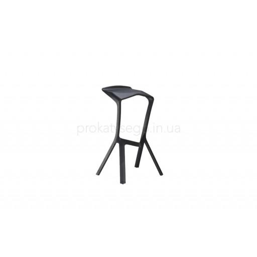 Барный стул Вольт (VOLT) черный