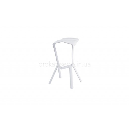Барный стул Вольт (VOLT) белый