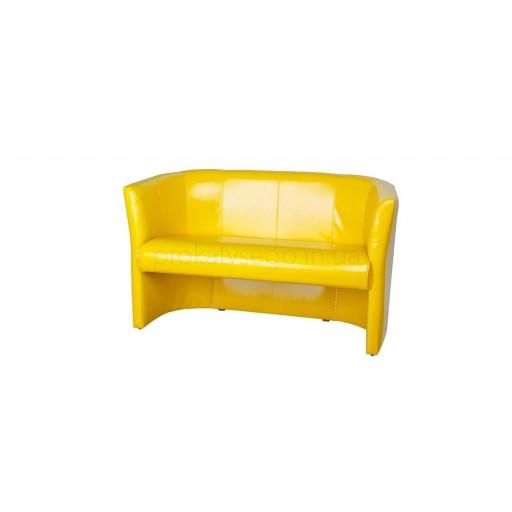Диван Лиза желтый