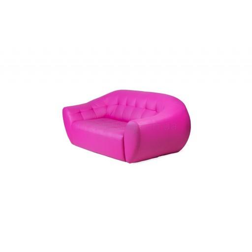 Диван Магнат розовый
