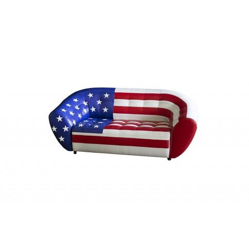 """Диван Магнат """"Прапор Америки"""""""