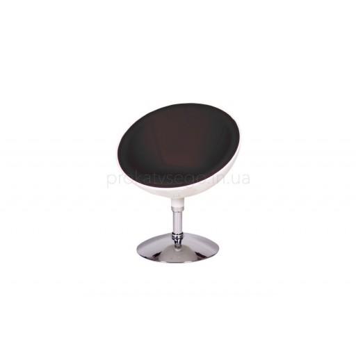 Кресло Лотос (Lotos) черное