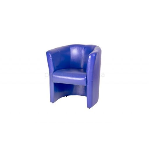 Кресло Лиза синее
