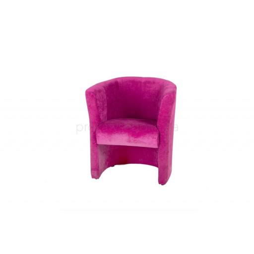 Кресло Лиза бордовое