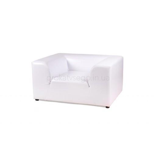 Кресло Сафари белое