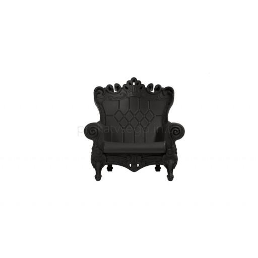 Кресло Слайд (Slide) черное