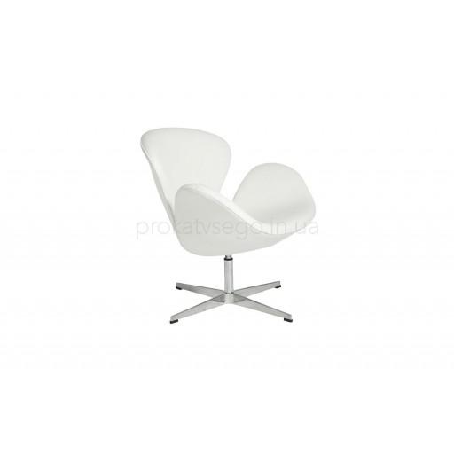 Кресло CВ (SW) белое