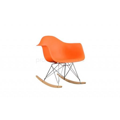 Кресло-качалка Тауер (Tower) оранжевое