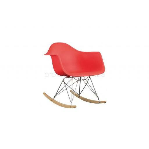 Кресло-качалка Тауер (Tower) красное