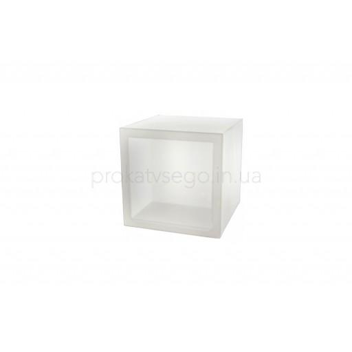 Открытый куб с LED подсветкой