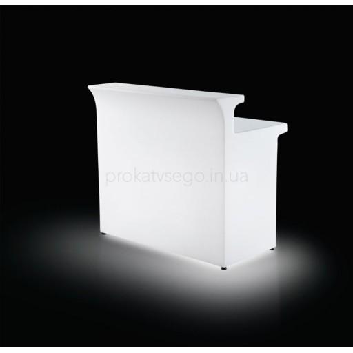 Ресепшн SLIDE с LED подсветкой