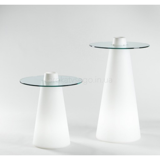 Барный стол Конус с LED подсветкой