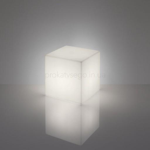 Куб с LED подсветкой