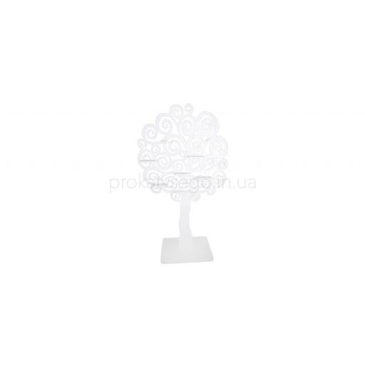 Дерево декоративное белое