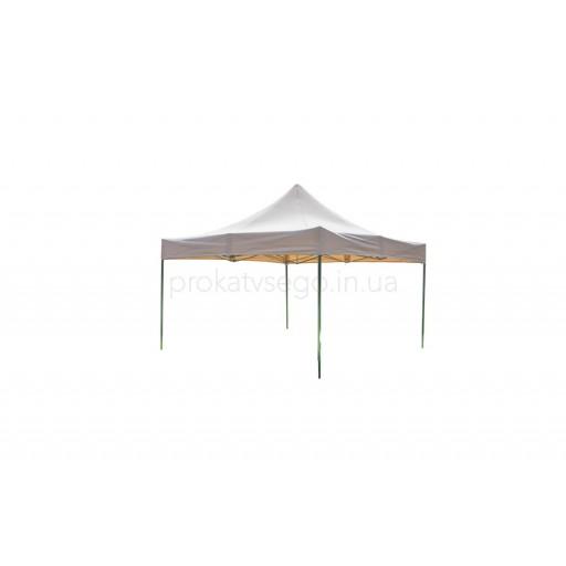 Бежевый шатер 4*4м