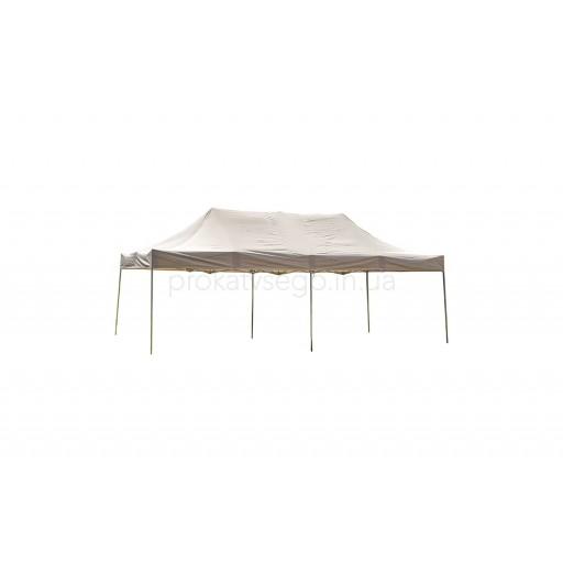 Бежевый шатер 8*4м