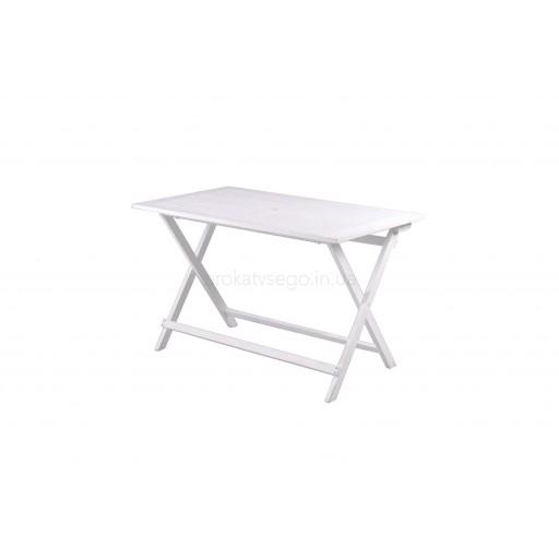 Стол Меранти (Meranti) Белый