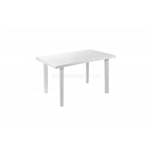 Прямоугольный пластиковый стол