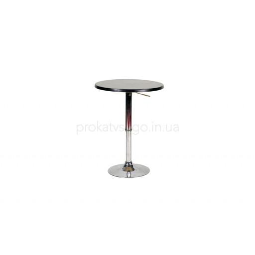 Столик LOTOS с регулировкой высоты коричневый