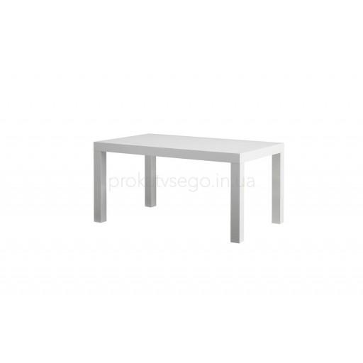 Столик прямоугольный белый Икея (Ikea)