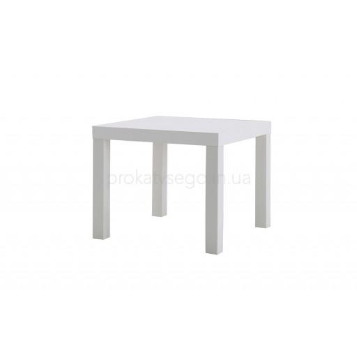 Столик Квадратный Белый Икея (Ikea)